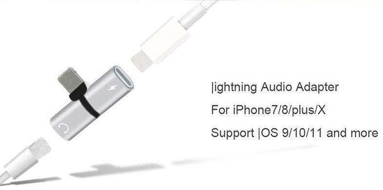 Adaptér pro iPhone a iPad